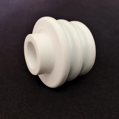 优惠的绝缘陶瓷管|品质好的耐热、高强大功率电阻器绝缘子大量供应