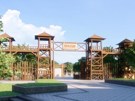 黑龙江旅游区景观设计公司-景观设计优选沈阳源拓景观规划设计