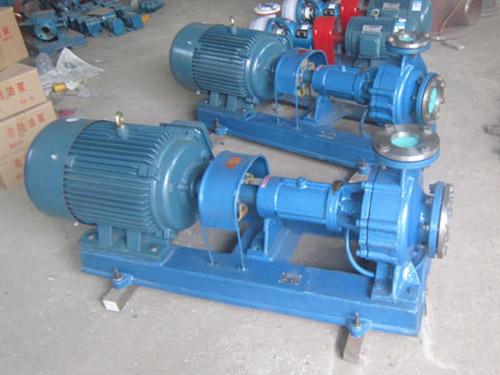 新疆RY系列零泄露耐高温导热油泵多少钱|河北具有微信关注免费领红包的热油泵供应商是哪家