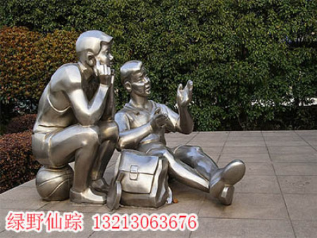 想要造型好的焦作不锈钢和记制作就到郑州绿野仙踪园艺 不锈钢和记