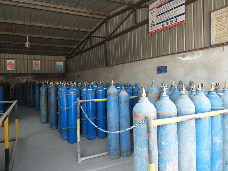 气体销售-甘肃天誉气体高质量的氧气