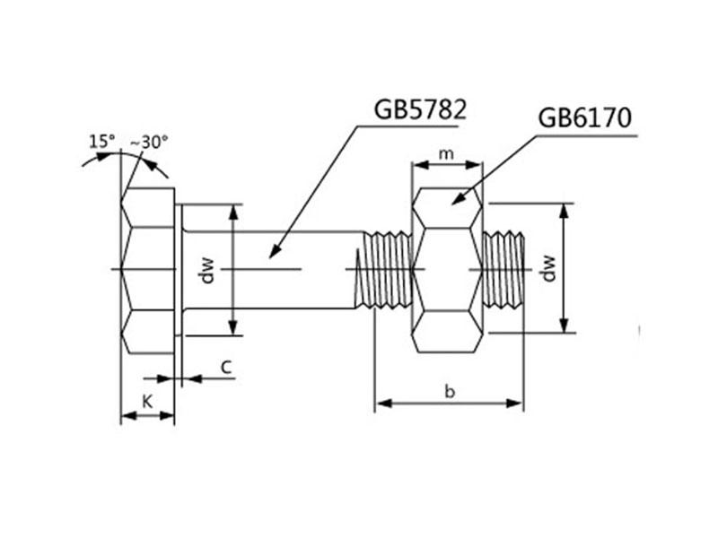 江苏六角螺栓,物超所值的六角螺栓供销