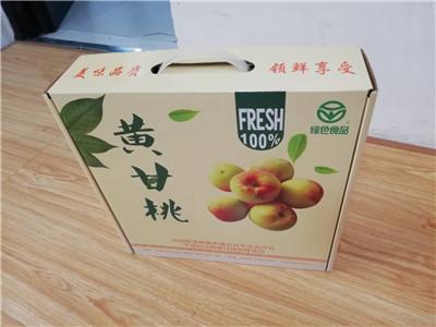 西安香蕉包装纸箱定做|哪里有卖好用的水果包装盒