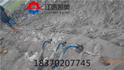质量标准的江西凯奥劈裂棒在哪买 矿山开采代替放炮江西凯奥劈裂棒