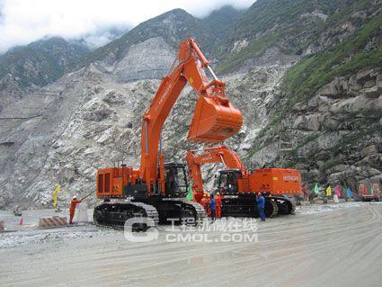 挖掘机机械工程