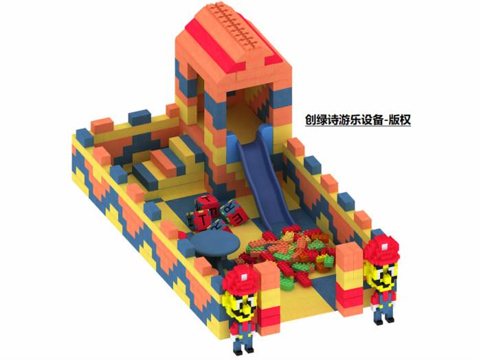 epp积木儿童乐园哪家好-提供质量保证的epp积木儿童乐园加盟