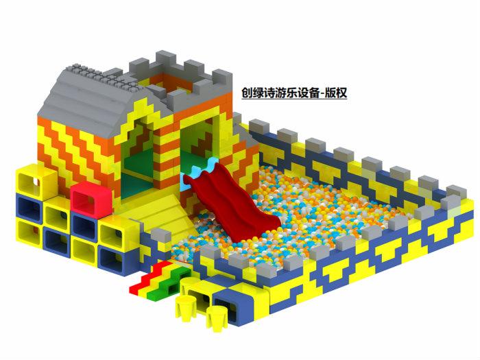 epp积木城堡乐园_提供优良的epp积木城堡加盟