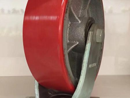 超重型仪器设备竞博JBO|首页|专业超重型10寸活动铁芯聚氨酯竞博JBO|首页双轴承推荐