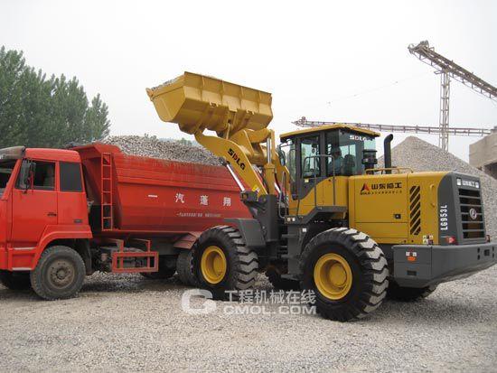 新的装载机 热销的山东临工LG953L装载机在哪可以买到