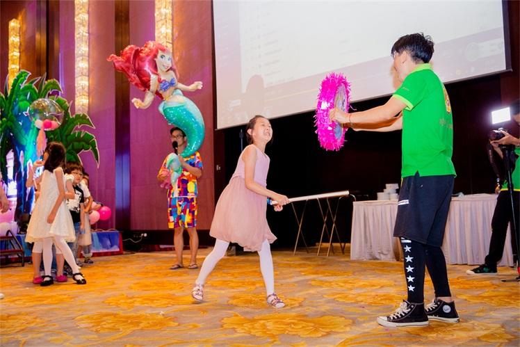 宝山区幼儿园颁奖典礼