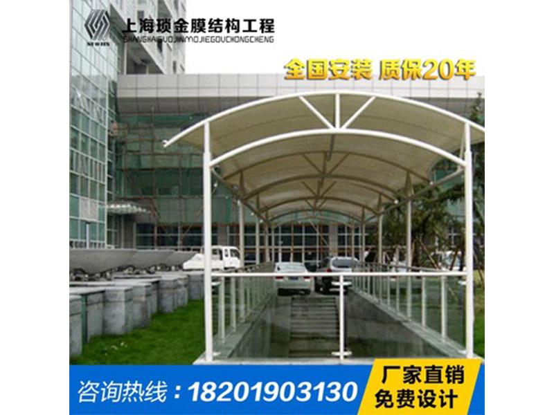 广东膜结构出入口品牌-通道出入口系列多少钱一平方