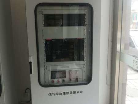 烟气监测仪器系统