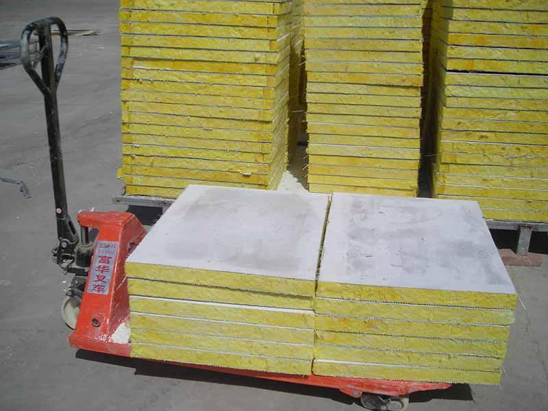 实惠的岩棉板哪里有卖-兰州岩棉板