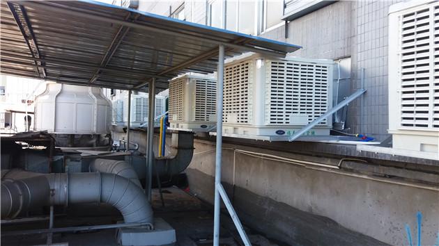 厂房车间降温安装环保空调效果好吗?2