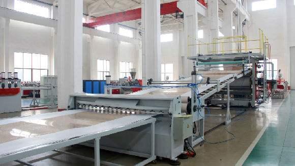 PVC仿大理石板生产线厂家_有品质的PVC仿大理石板生产线品牌介绍