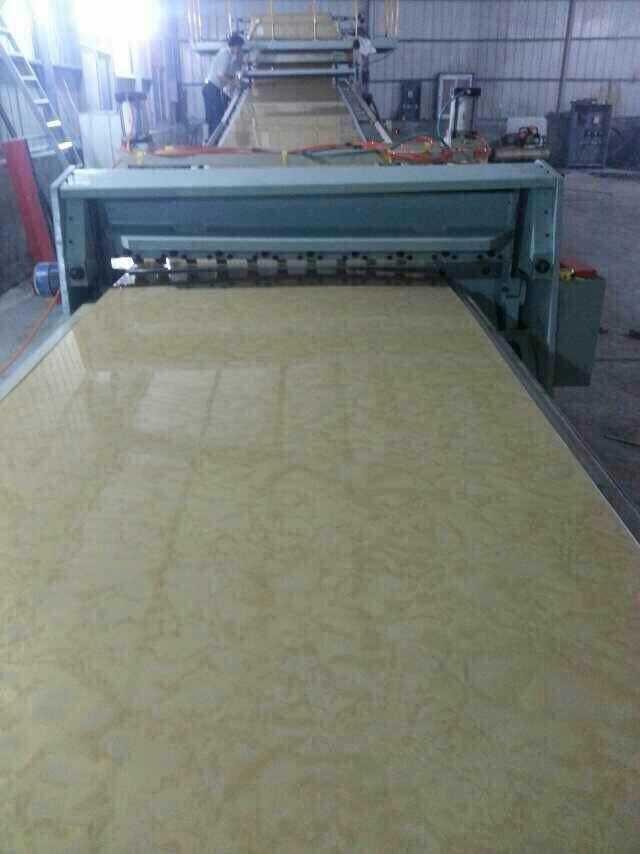 PVC仿大理石板設備價格-山東PVC仿大理石板生產線價格