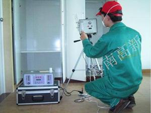 建筑工程建筑工程室内外环境检测