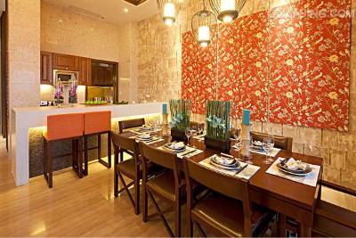 餐饮设计当选重庆上创品牌策划 重庆酒楼装修