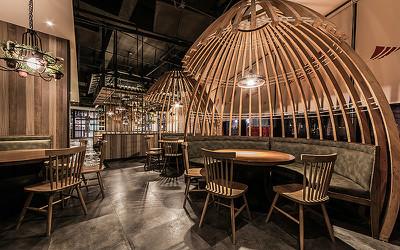 知名的餐饮设计公司|重庆咖啡厅设计哪家好