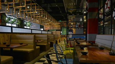 重庆自助餐厅装修服务哪家好_知名的餐饮设计公司