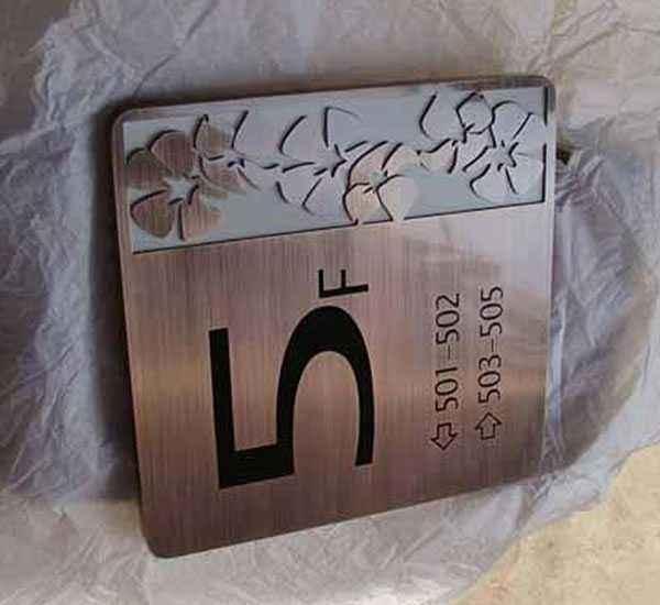 青岛不锈钢标牌定做-供应优良不锈钢标牌