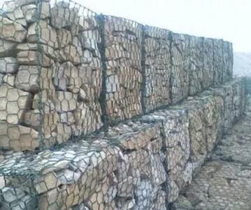 大量供应各种优质的石笼网
