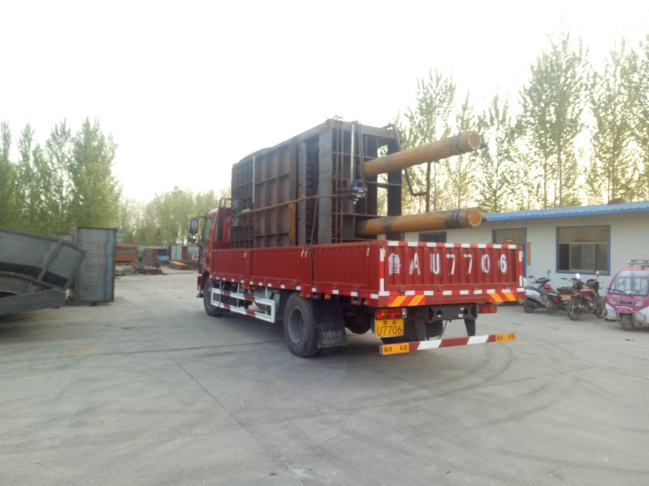 立式废铁打包机专业生产厂家——广西立式废铁打包机