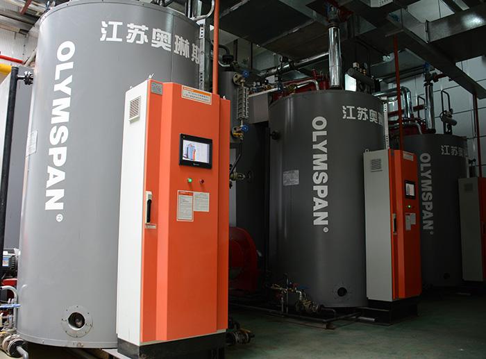 冷凝蒸汽锅炉