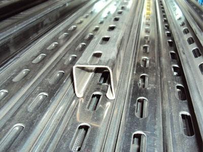 廊坊抗震支架批发-百着金属_知名C型钢供应商