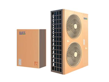 智能中央新风系统厂家供应-空气源热泵厂家