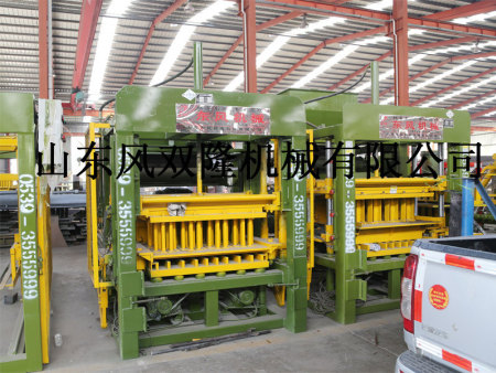 台湾砖机价格_山东声誉好的免烧砖机供应商是哪家