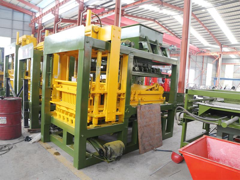 临沂哪里有供应的仿石砖机 临沂加气砖设备厂家