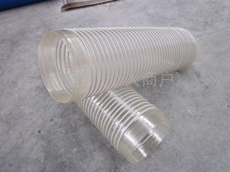 枣庄PVC螺旋管批发-供应山东物超所值的pvc螺旋管