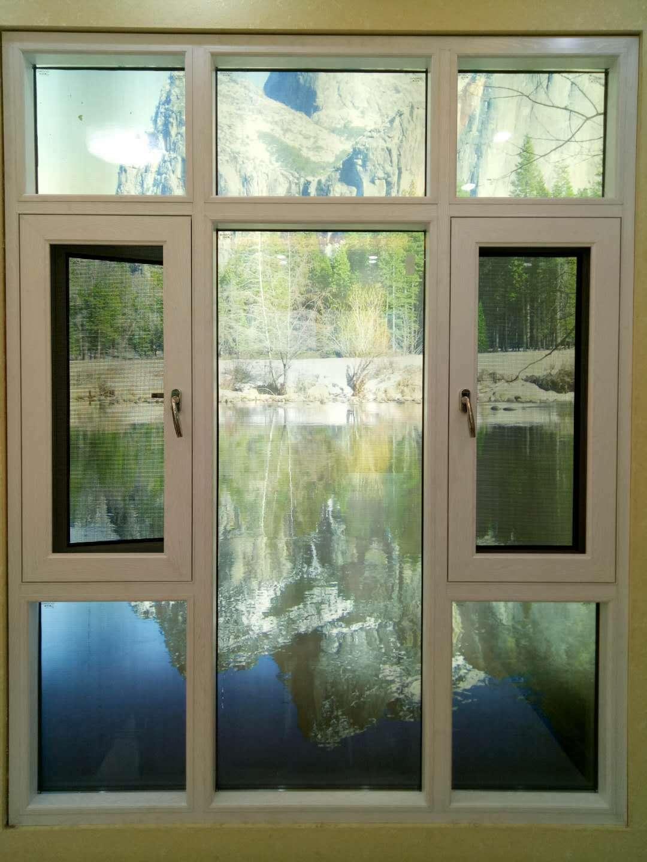 什么是平框断桥平开窗-价位合理的平框断桥铝平开窗欧德莱门窗供应