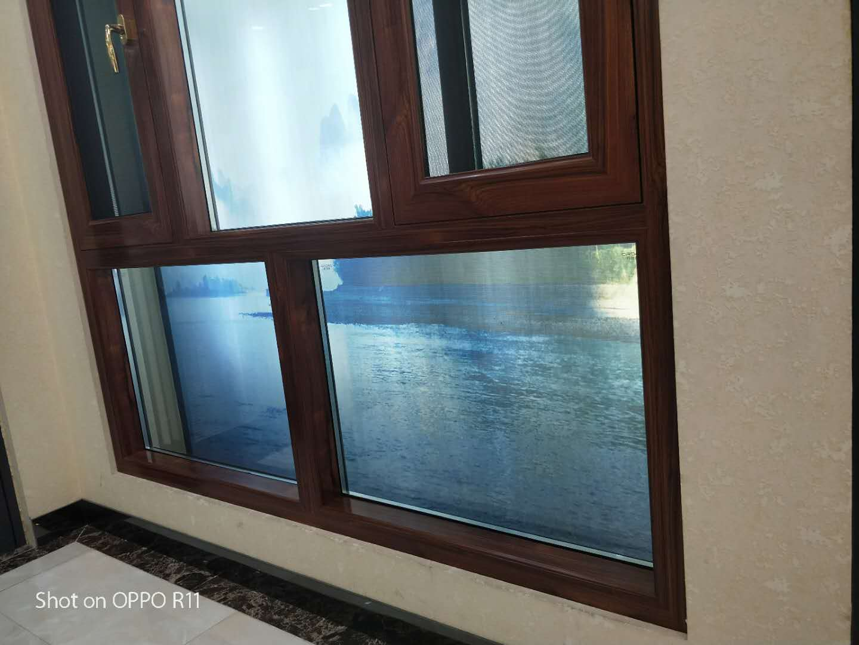 断桥铝门窗无缝焊接|想买好用的平框断桥铝平开窗,就来欧德莱门窗