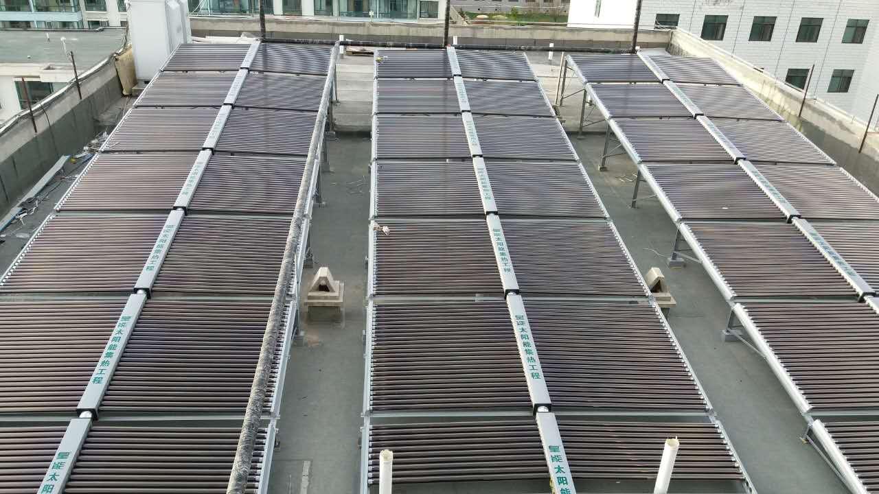 甘肃太阳能热水工程安装_高性价太阳能热水系统供销