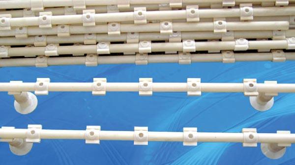 pe斜管填料定制-选购质量好的生物滤池单孔膜曝气器就选江苏鑫中铭环保科技