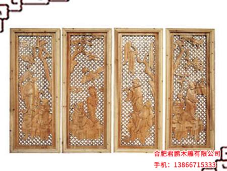 宣城仿古木雕工艺品批发-出售安徽实惠的木雕工艺品