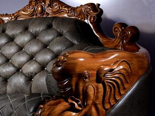 厚皮沙发甩卖――【荐】上等真皮沙发供销