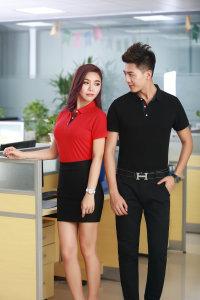 北京广告衫定做选哪家,嘉铖服装专业供应翻领广告衫