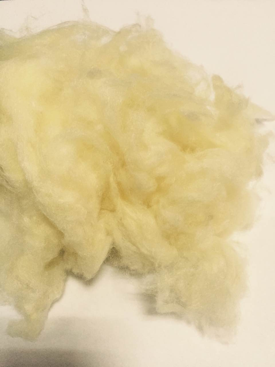 厂家推荐PTFE纤维-苏州质量硬的混纺短纤维哪里买