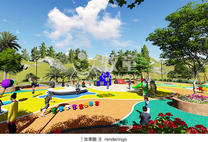 广东牧童儿童乐园整体规划设计|广东儿童主题乐园定制
