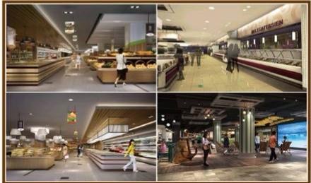 东南汇生活广场合作项目