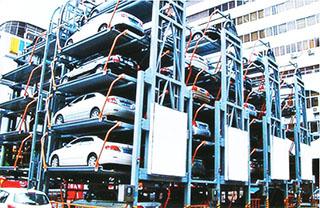 垂直循环类立体停车设备厂家直销