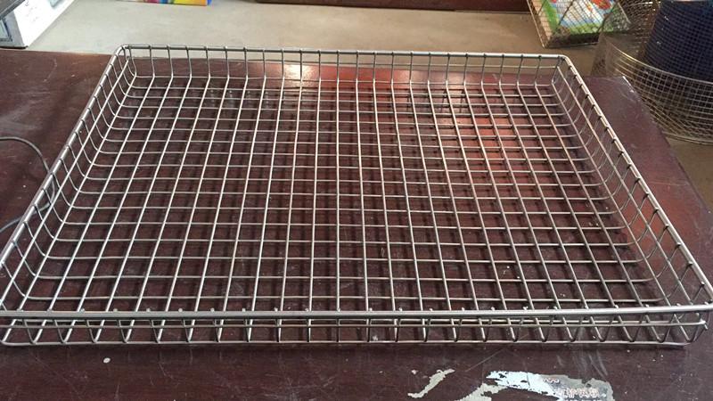 河北性价比好的金属带盖收纳篮厂家,网筐价位