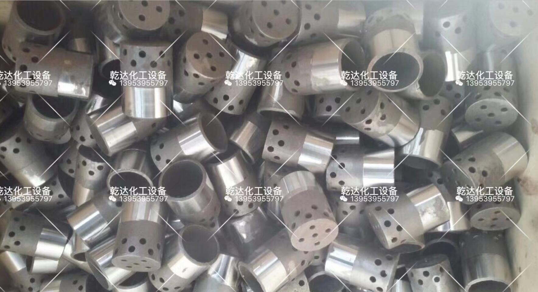 乾達化工設備優良的沸騰爐風帽-貴州鋼襯po管道價格