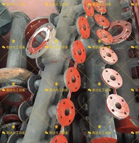 乾达化工设备_质量好的管式分酸器提供商-低铬铸铁管件报价