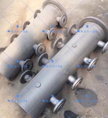 专业的管式分酸器供应商_乾达化工设备 四川钢衬四氟管道价格