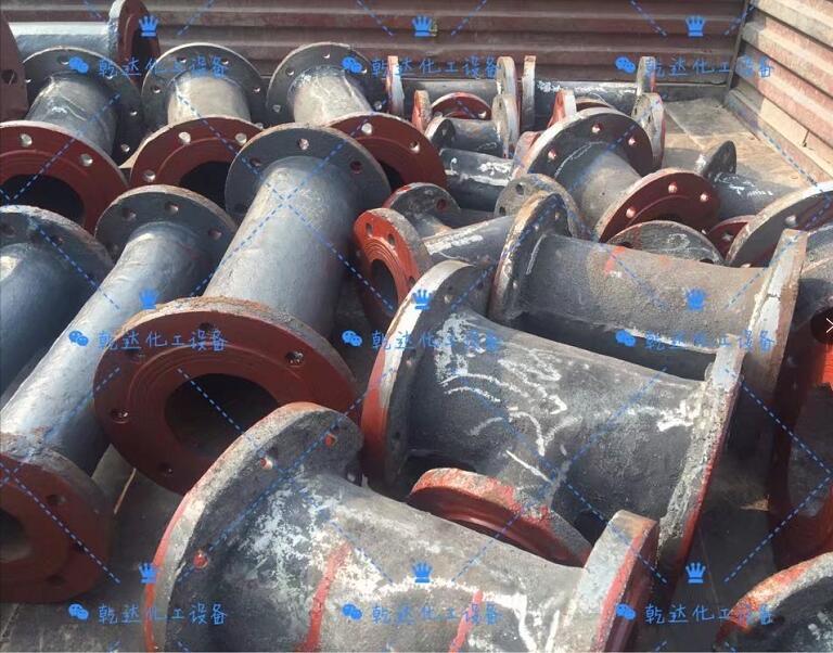 乾達化工設備耐酸鑄鐵管道怎么樣|四川沸騰爐風帽廠家