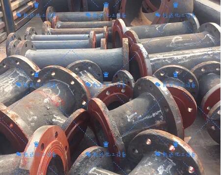 专业的耐酸铸铁管道供应商_乾达化工设备,云南沸腾炉风帽厂家